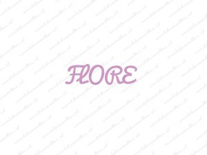 Serie Flore
