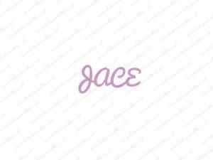 Serie Jace