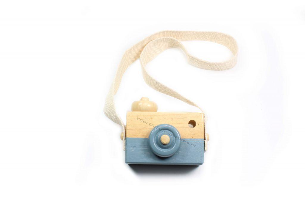 houten-kindercamera-blauw