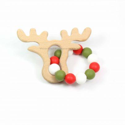 bijtring_kerst_hert_wit