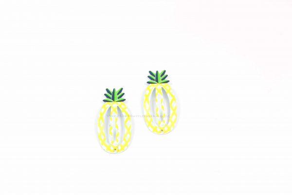 haarclip_ananas