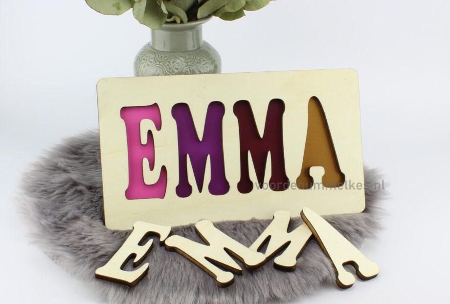 houten-puzzel-met-naam-emma